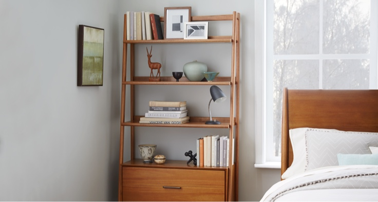 Ideas Advice Style Your Bookshelf