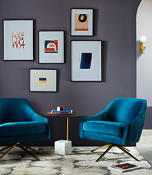Decorate with Accent Chairs