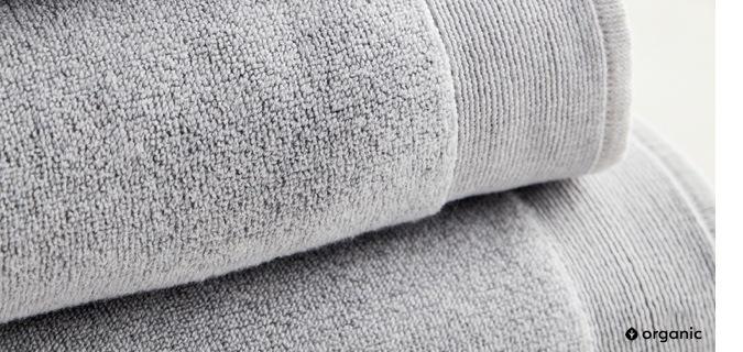 organic luxe fibrosoft? towels