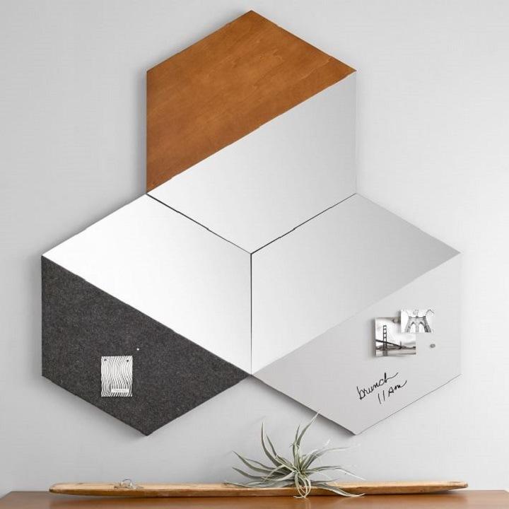 Home Office Organization Ideas - Pinboard