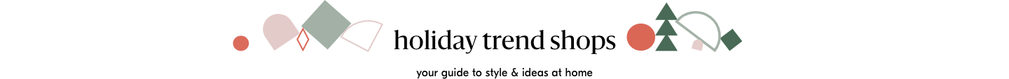 holiday trend shops