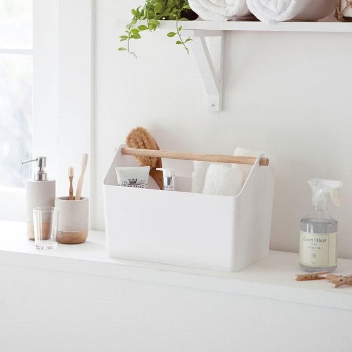 Bathroom Caddy - Organization Ideas