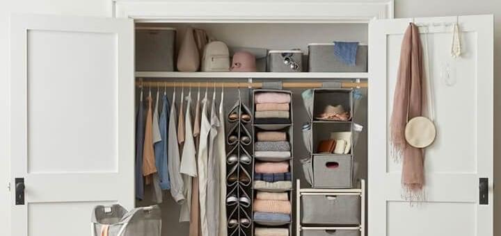 30 Clever Closet Organization Ideas