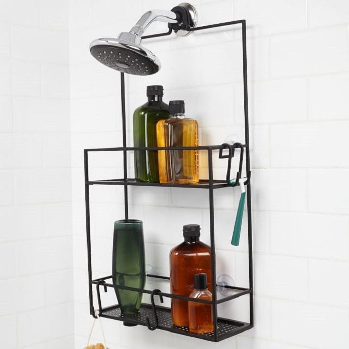 Bathroom Organization Ideas - Shower Caddy