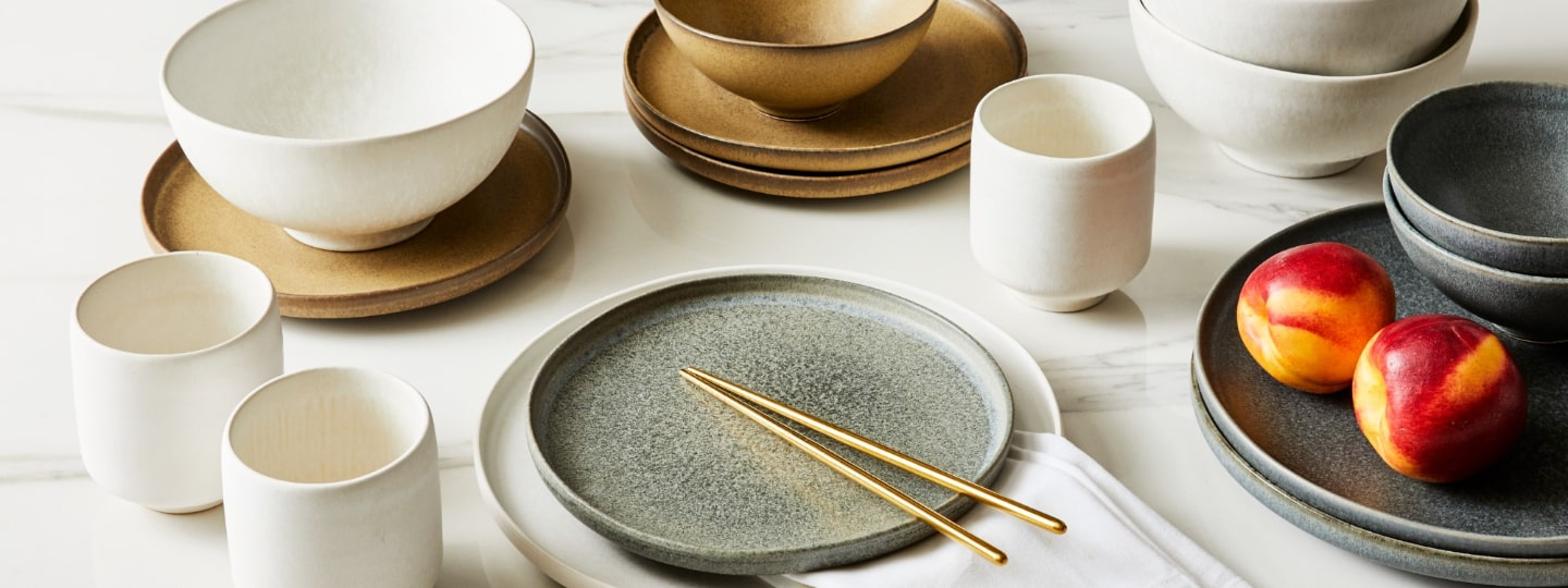 kanto stoneware dinnerware collection