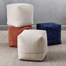 Poufs Floor Pillows West Elm