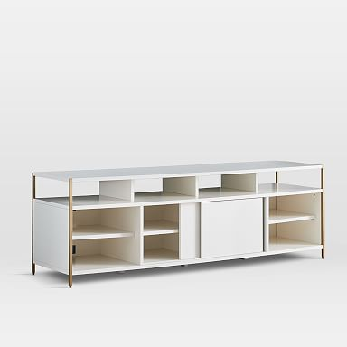 Modern Media Consoles Cabinets Storage West Elm