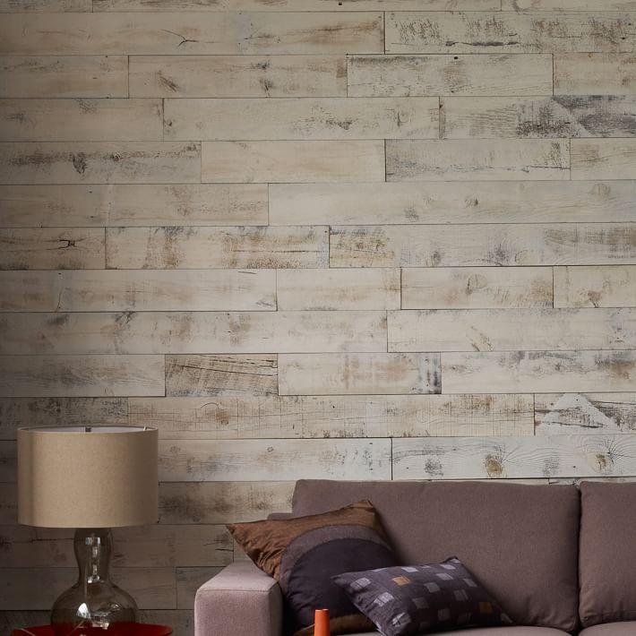 Stikwood Adhesive Wood Paneling 20 Sq