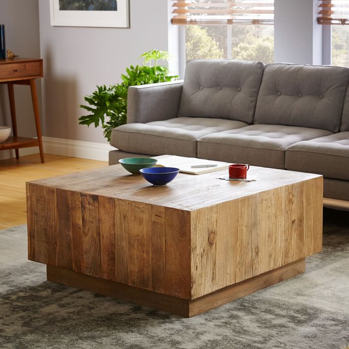 Shop Plank Coffee Table from West Elm on Openhaus