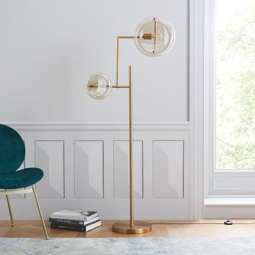 J Harris Home Floor Lamp