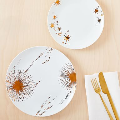 Celestial Dinnerware