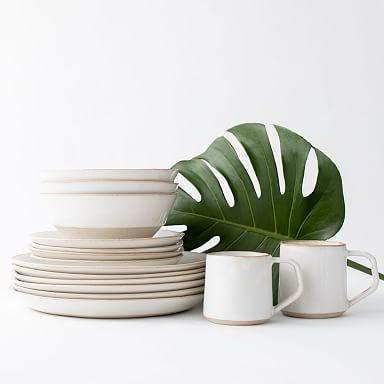 Convivial Minimal Dinnerware Set