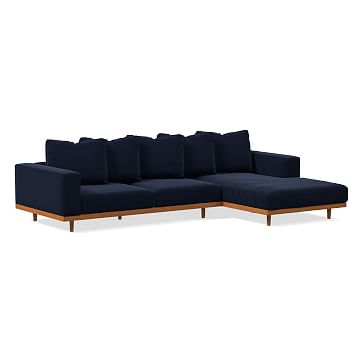Newport Sectional Set 01 Left Arm Sofa Right Arm Chaise