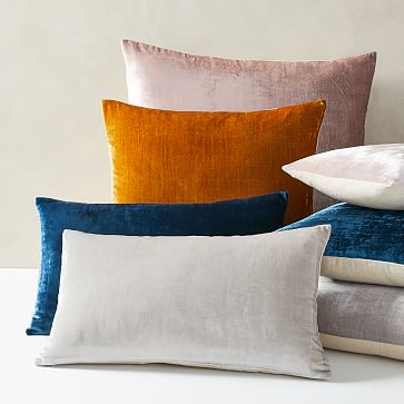 Lush Velvet Pillow Covers