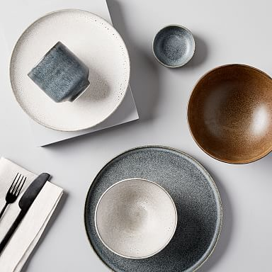 Kanto Glazed Stoneware Dinnerware Collection