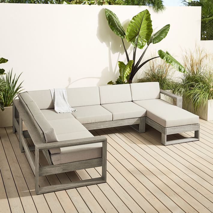 Build Your Own Portside Outdoor Sectional
