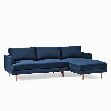 Haven Loft 2-Piece Chaise Sectional