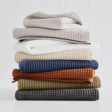 Organic Waffle Towels