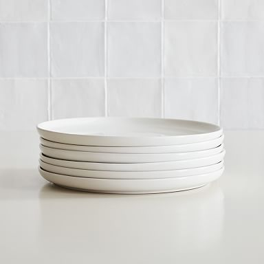 Coupe Stoneware Dinner Plates (Set of 6)