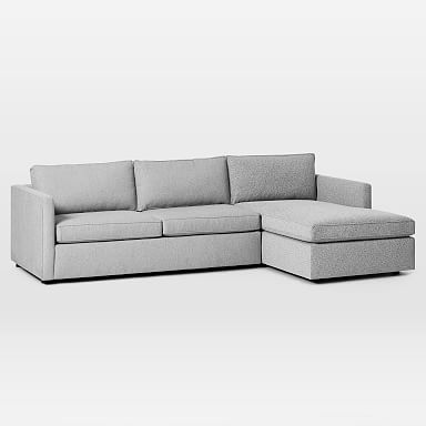 Harris 2-Piece Chaise Sectional w/ Storage