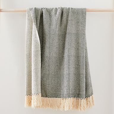 Pebble Texture Throw