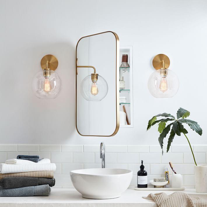 Mirror Cabinet Bathroom Image Of Bathroom And Closet