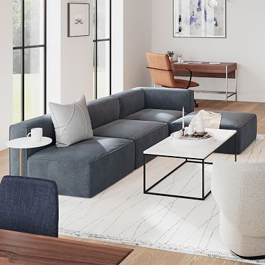 Remi 2-Piece Armless Sofa