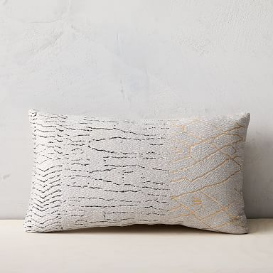 Muted Shapes Pillow Cover