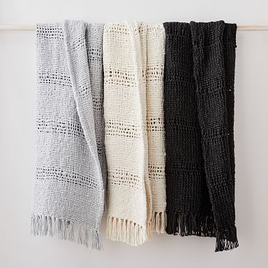 Cozy Weave Throw