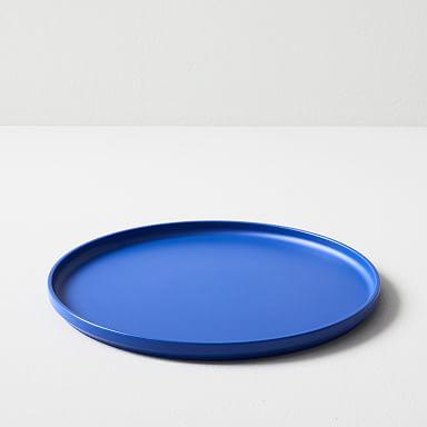 Modern Melamine Dinner Plates