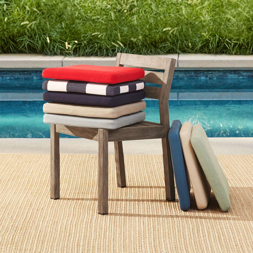 Portside Dining Collection Outdoor Cushions Sunbrella Fabrics