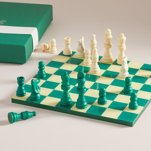 Chess Coffee Table Game