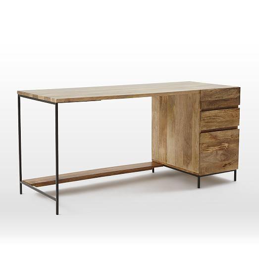 Industrial Modular Desk Set Box File