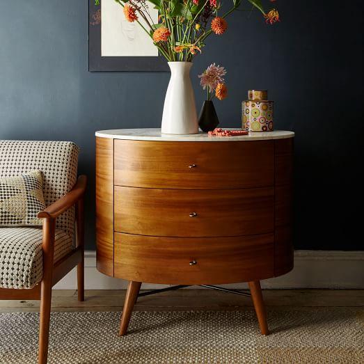 Penelope 3 Drawer Dresser