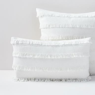 Fringe Pillow Covers