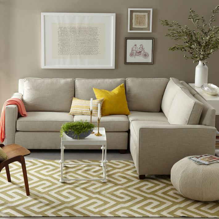 Henry 3 Piece Sectional