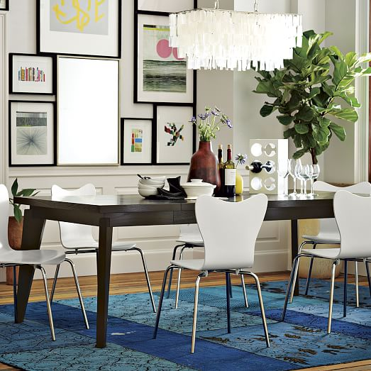 Scoop Back Dining Chair