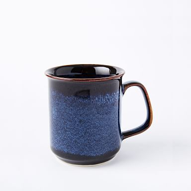 Ocean Waves Mugs (Set of 4)