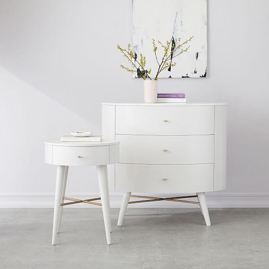 Penelope 3 Drawer Dresser Oyster W