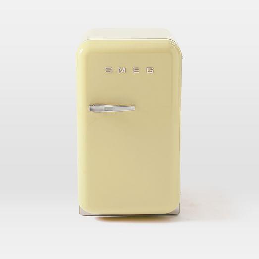 smeg mini refrigerators