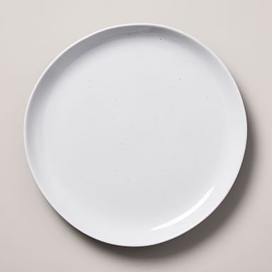 Richmond Stoneware Dinner Plates, White