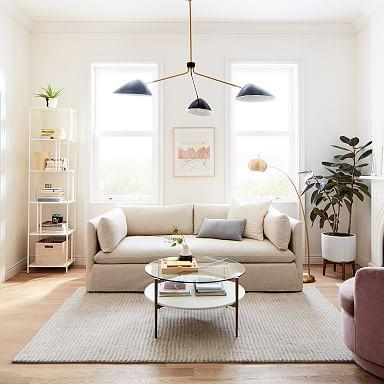 Shelter Slip Cover Sofa