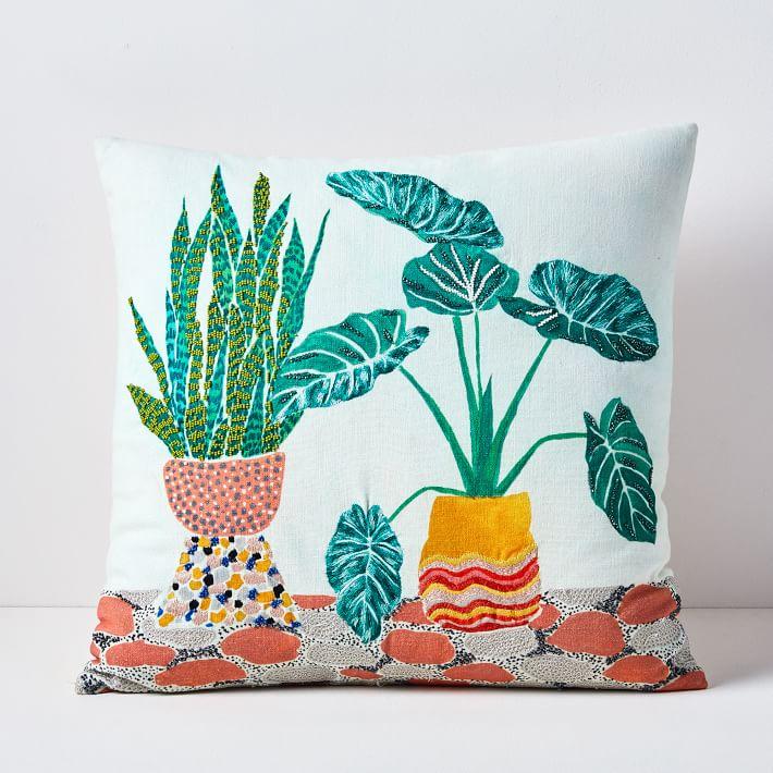 Patio Garden Pillow Cover