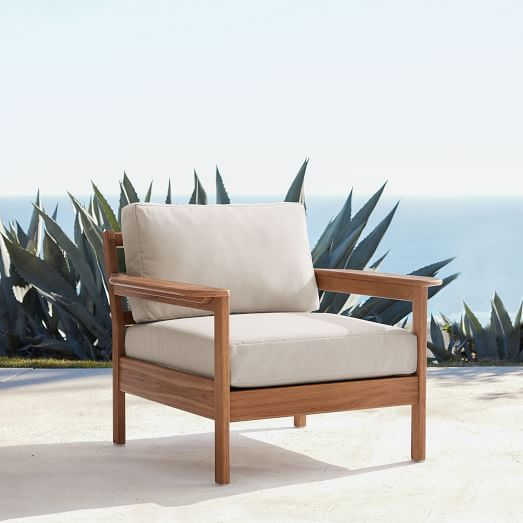 Playa Outdoor Lounge Chair