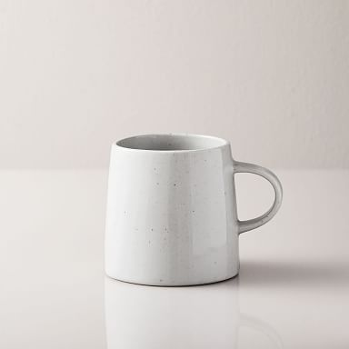 Richmond Speckled Mugs (Set of 4) - Bone