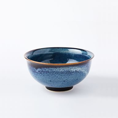 Ocean Waves Soup Bowls