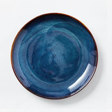 Ocean Waves Porcelain Dinner Plates