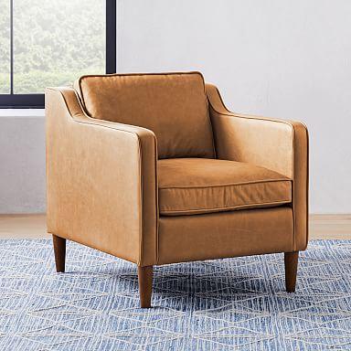 Hamilton Leather Chair