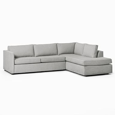 Harris 2-Piece Terminal Chaise Sectional
