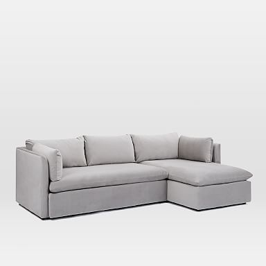 Shelter 2-Piece Chaise Sectional